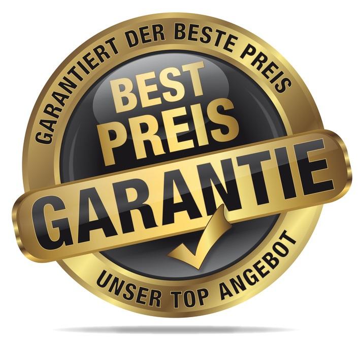 Siegel BestPreis Garantie